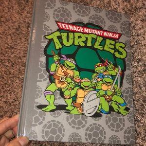 Teenage Mutant Ninja Notebook